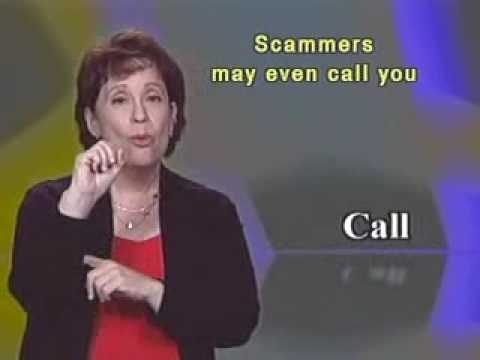 Tax Tips: Tax Scams (ASL, Captions, and Voice Over) – March 09