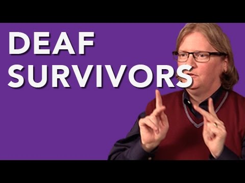 Serving Deaf Survivors of Domestic and Sexual Violence