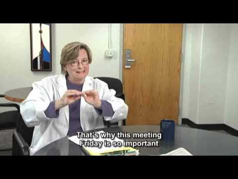 Flu Guidance for Deaf Adults (in ASL with English vocals and captions)