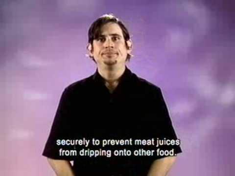 Food Storage Safety
