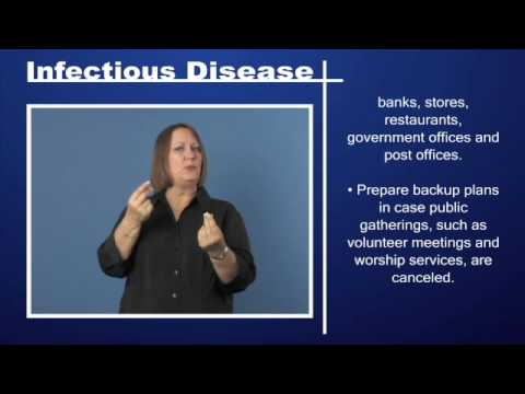 Infectious Disease – Pandemic Influenza Pt 2