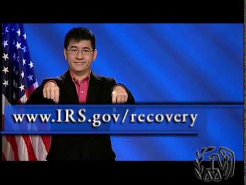 Recovery: New Homebuyer Credit- Military- February 2010 (ASL, Captions & Voice Over)