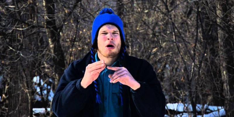 The Deaf Man's ASL Storytelling, SNOWMAN