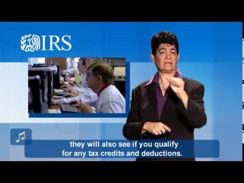 Free Help Preparing Your Tax Return