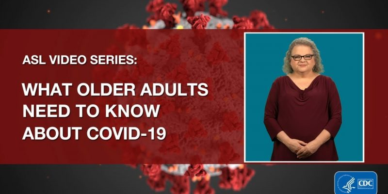 What Older Adults Need to Know about COVID-19