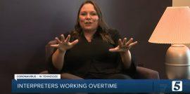 Interpreters Working Overtime