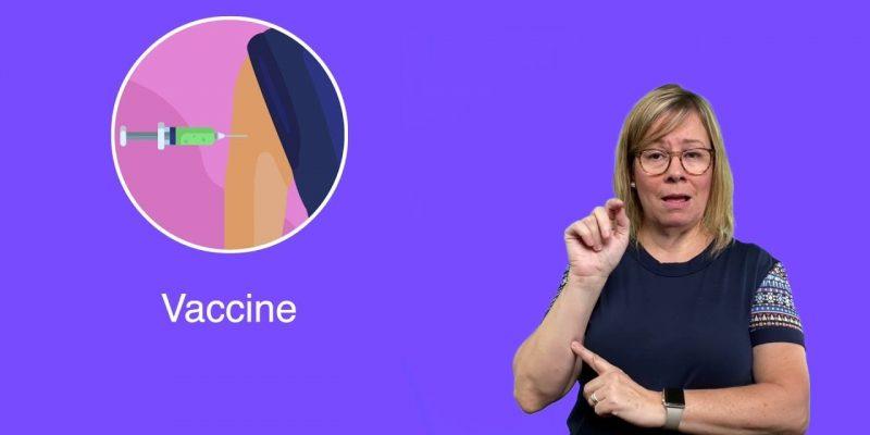 ASL Covid-19 Vocabulary: Vaccine