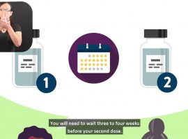 What to expect getting your COVID-19 vaccine